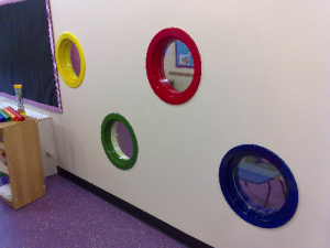 Paint My Pad have vast experience of the painting and decorating of children's nurseries.